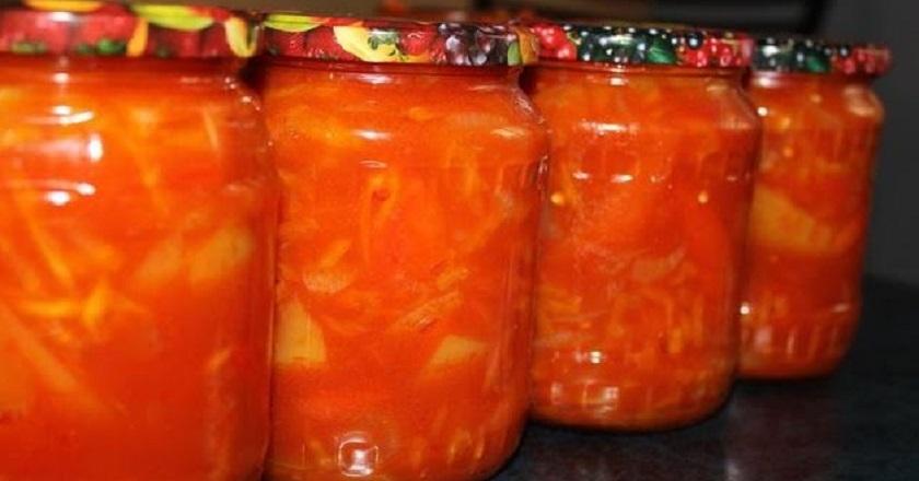 лечо из перца и помидоров моркови илука пациентам после отопластики