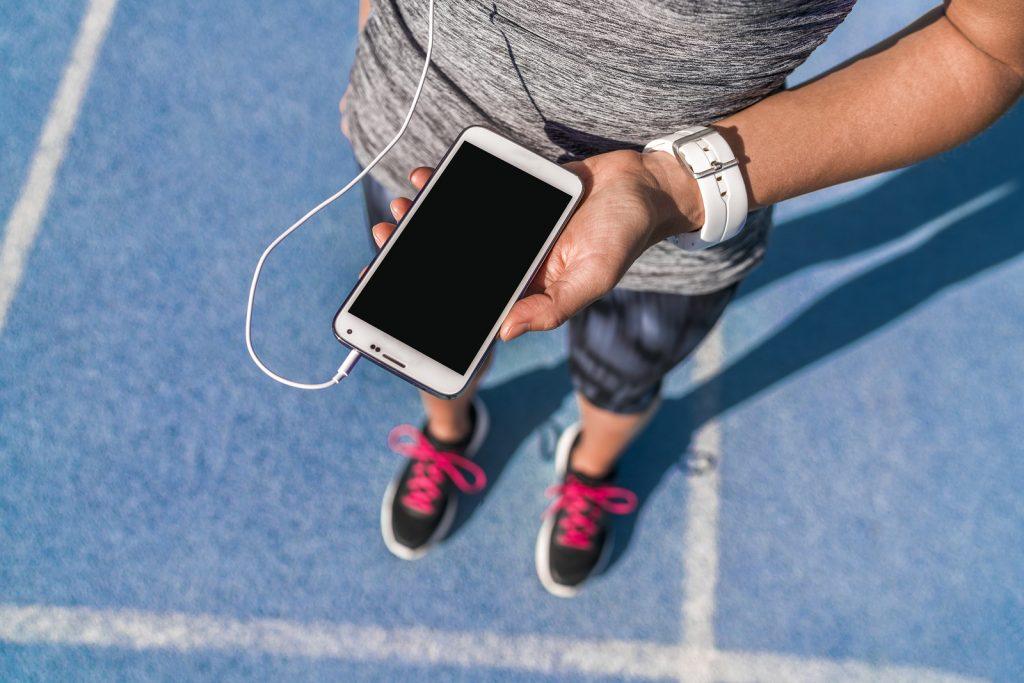 Ako si prispôsobiť beh s vaším smartfónom?